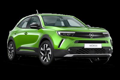 Nya Opel Mokka-e