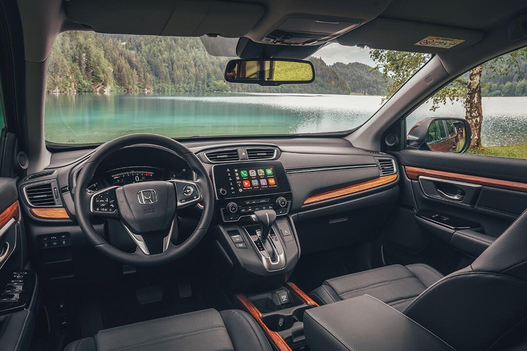 Honda-cr-v-instrumentpanel-med-apple-carplay
