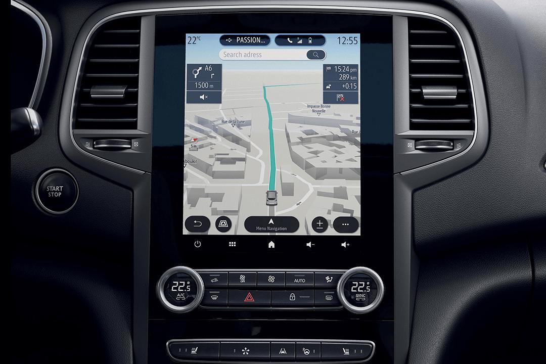 Renault-megane-zen-infotainment
