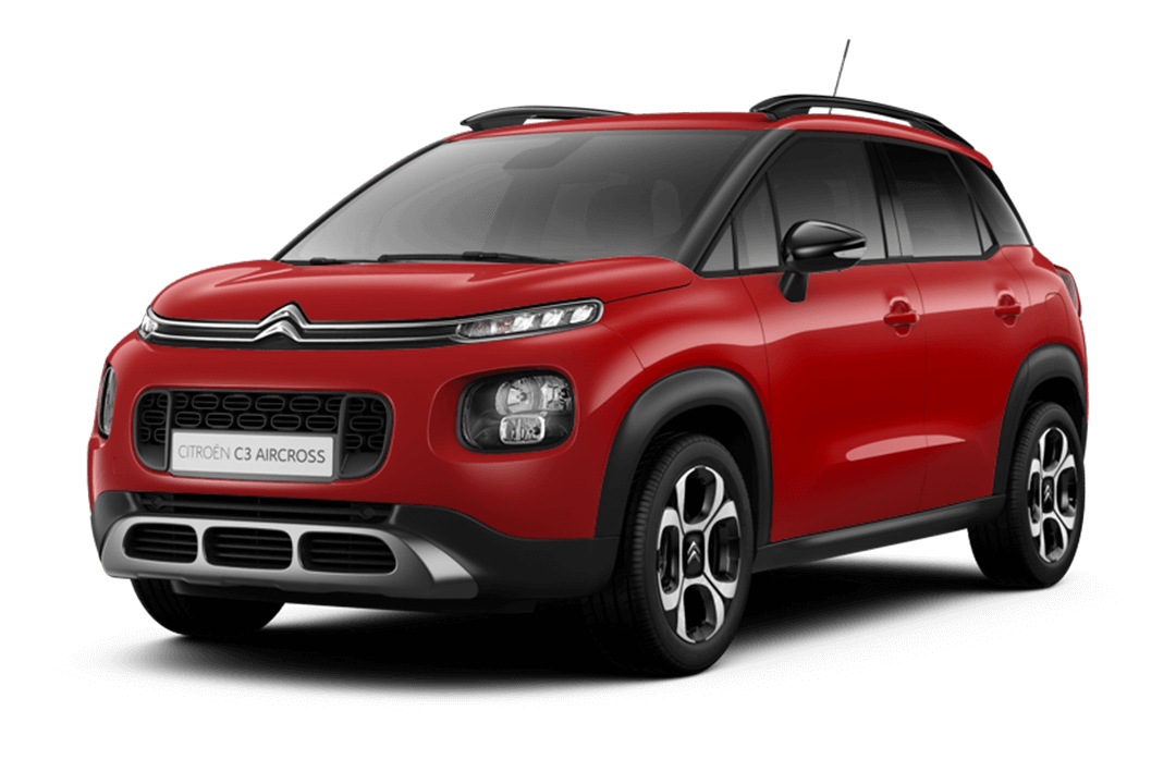 citroen-c3-aircross-passion-red