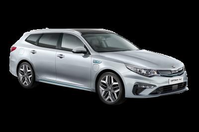 Kia Optima Plug-In Hybrid Sportswagon