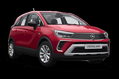 Nya Opel Crossland X
