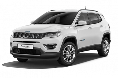 Jeep Compass 4xe Plug-In Hybrid