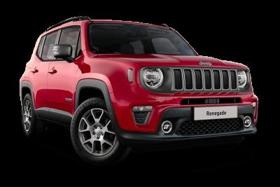 Nya Jeep Renegade 4xe Plug-In Hybrid