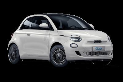 Nya Fiat 500 Cabriolet