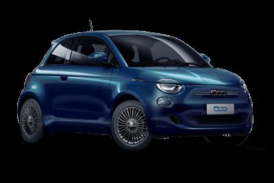 Nya Fiat 500