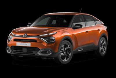 Nya Citroën ë-C4 SUV Coupè